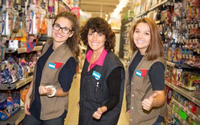 Staffing to Meet Retail Demand