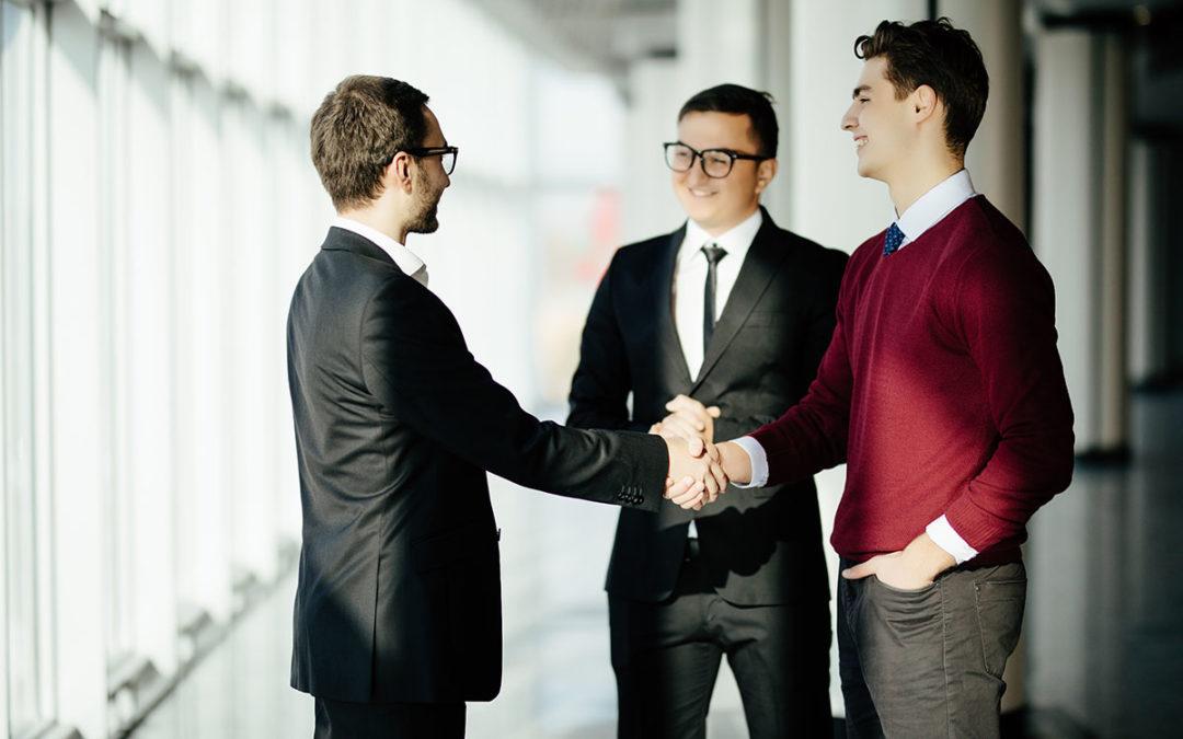 traits of salespeople