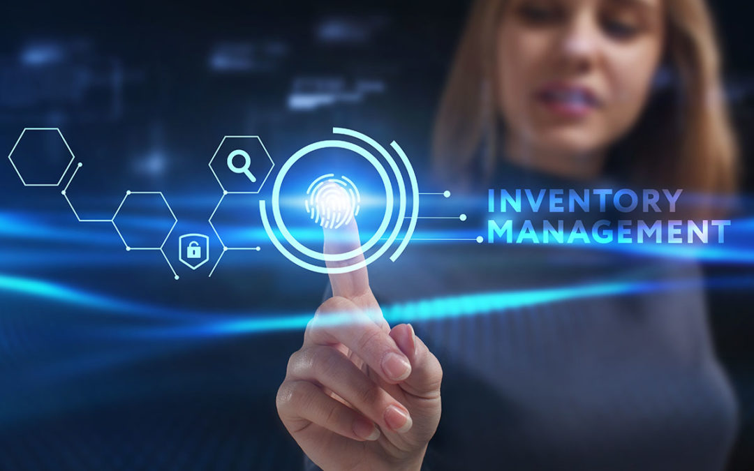managing inventory with software