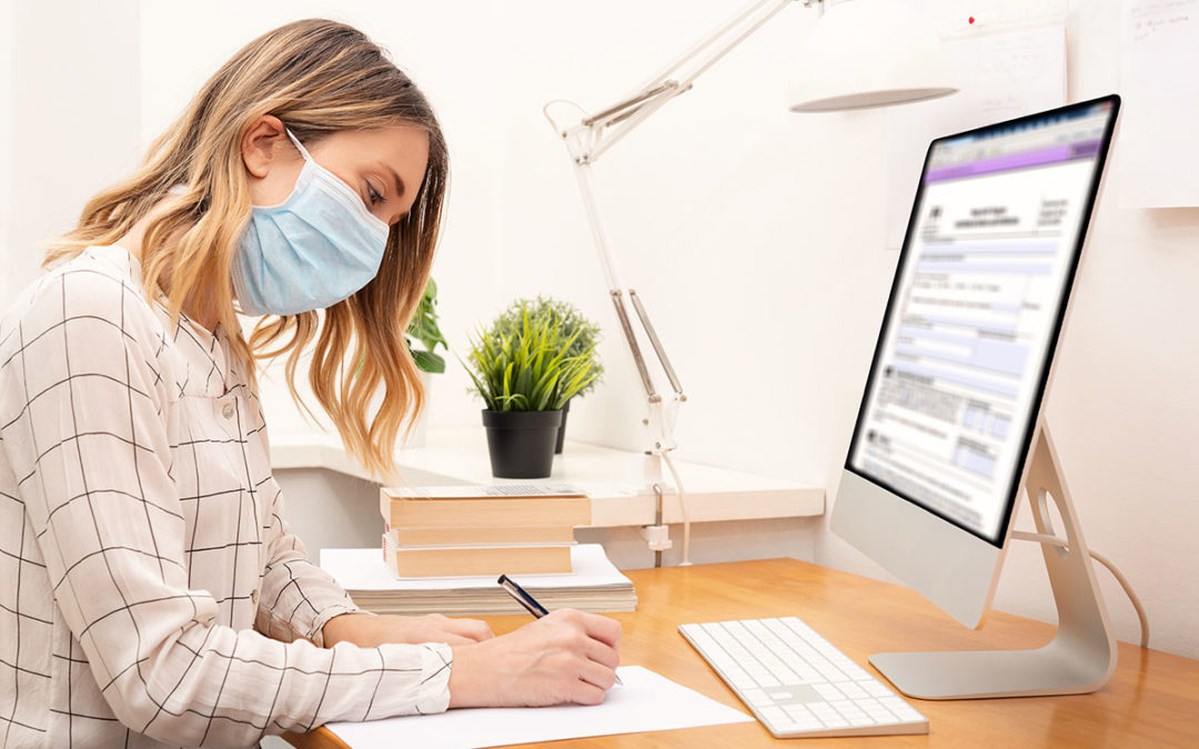 Coming to Grips with the New Normal: Tips on Working from Home During the Coronavirus Pandemic